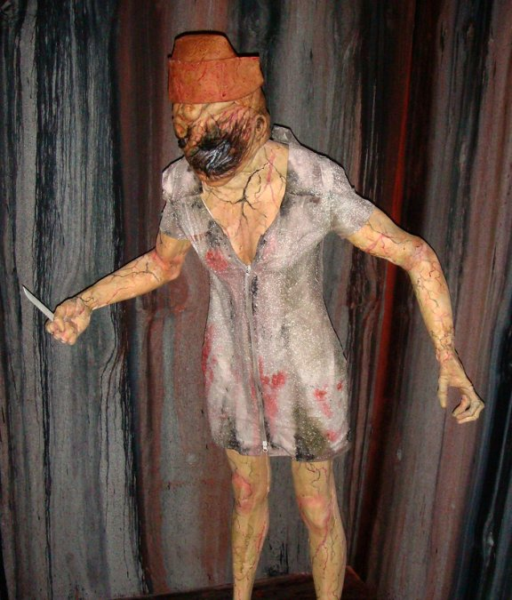 Silent Hill haunted house