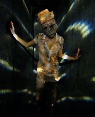Silent Hill nurse