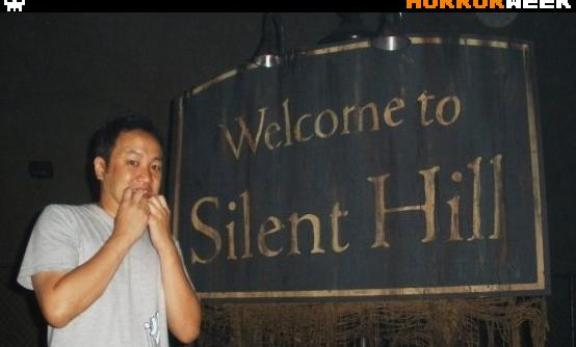 Silent Hill sign