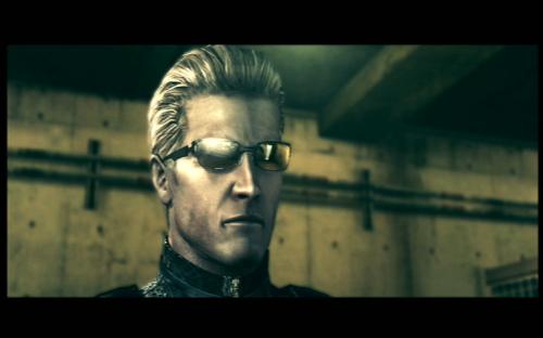 Albert Wesker, Resident Evil 5