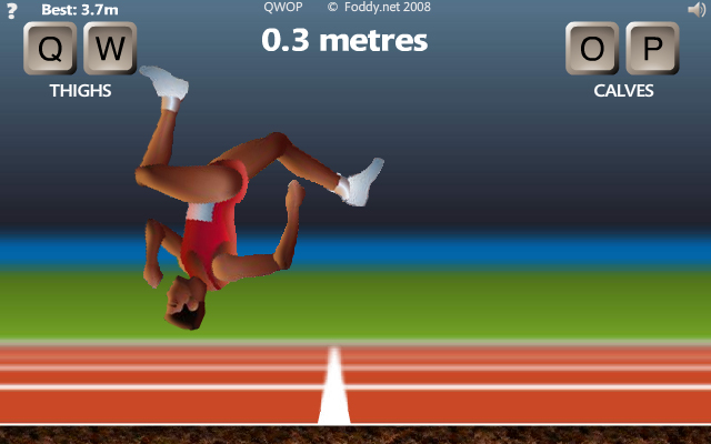 Qwop what frustrating design teaches us about perfectly veracious qwop its the newest meme taking the internet by storm ersort of anyway with articles and videos praising its hilarious bizarre and addictive ccuart Images