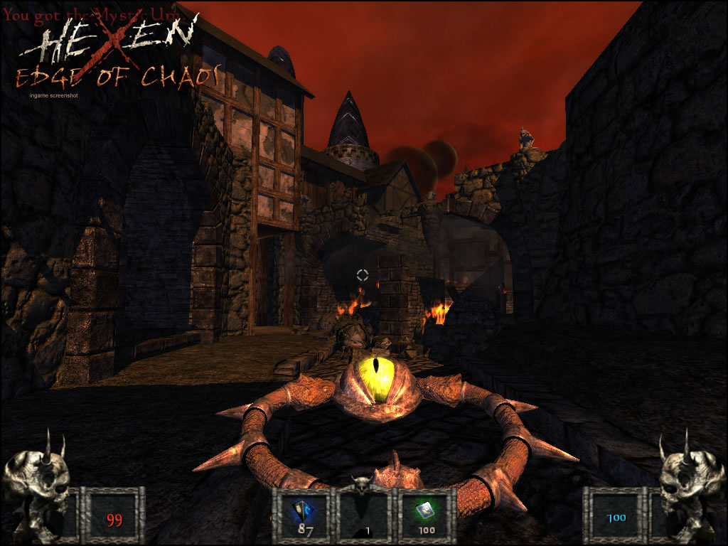 Hexen Mod for Doom 3: It's About Time? | VentureBeat