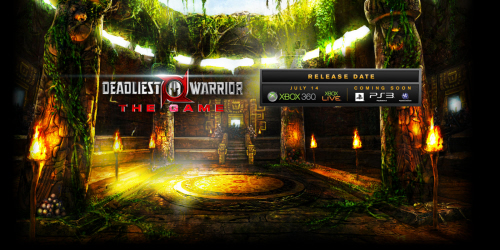 Deadliest Warrior: The Game for Xbox 360 and PlayStation 3