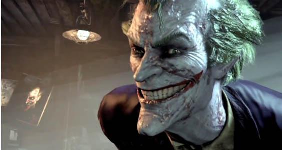 Joker Batman Arkham City