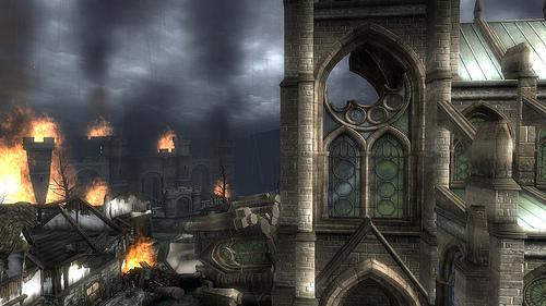 Kvatch The Elder Scrolls 4 Oblivion