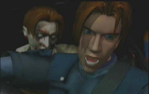 Resident Evil 2 PlayStation (PS1)