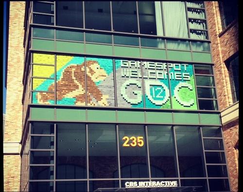 Gamespot GDC Art