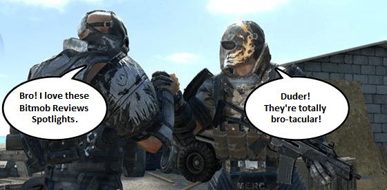 A Bro-Moment