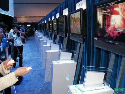 Wii at Ee 2006