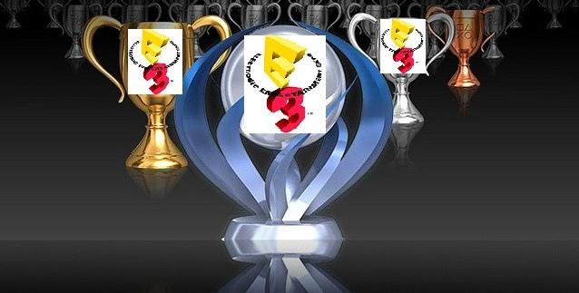 E3 2012 Awards Logo
