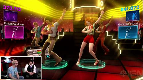 Dance Central 3 IGN Stream