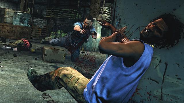 Max Payne 3 Bullet Time