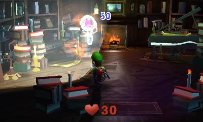 Luigi's Mansion Dark Moon Boss Fights