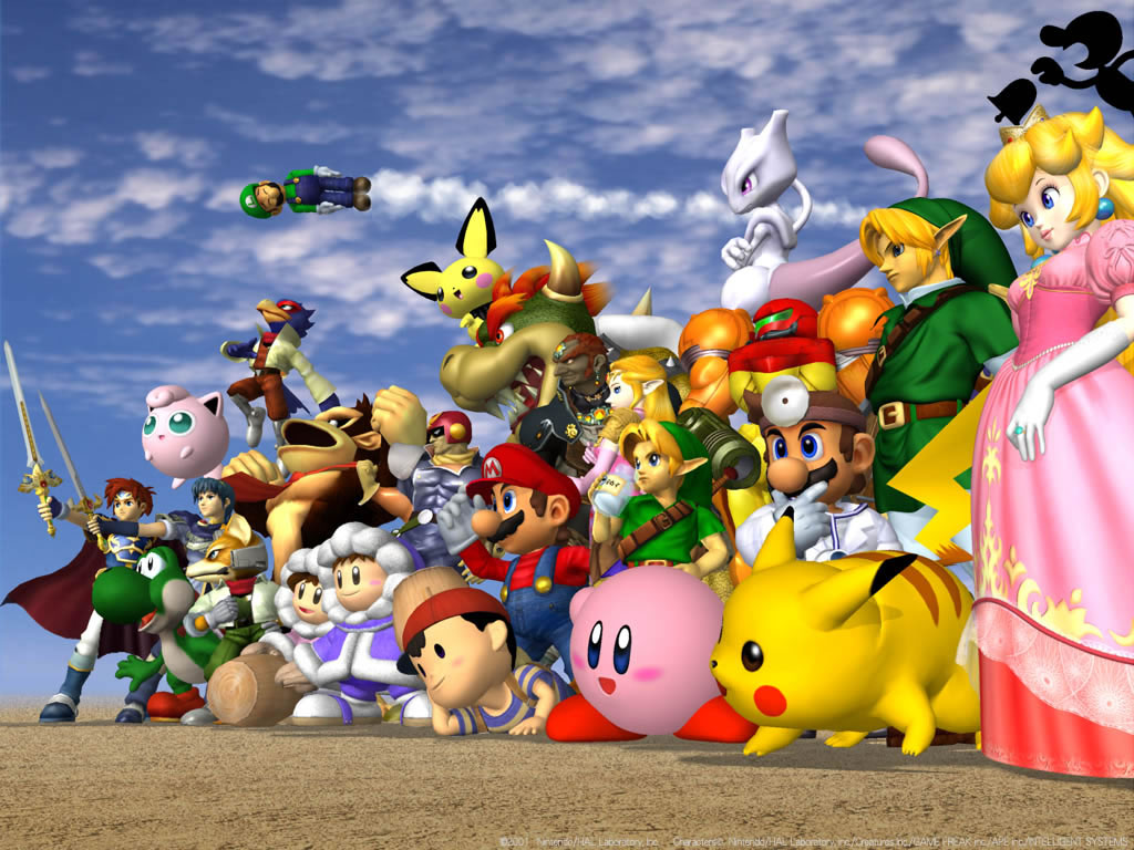 Super Smash Bros Wii U And 3ds Who Will Make The Cut Venturebeat