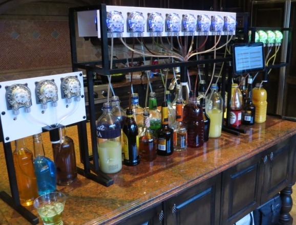 Raspberry Pi Powered Open Source Bartending Robot Nearly
