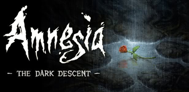 Amnesia: The Dark Descent title screen