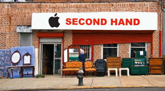 apple-second-hand