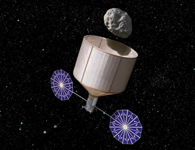 Photo Credit: Rick Sternbach/Keck Institute for Space Studies