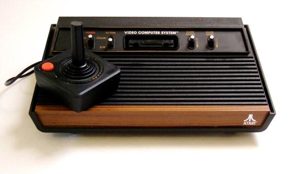 Atari 2600.