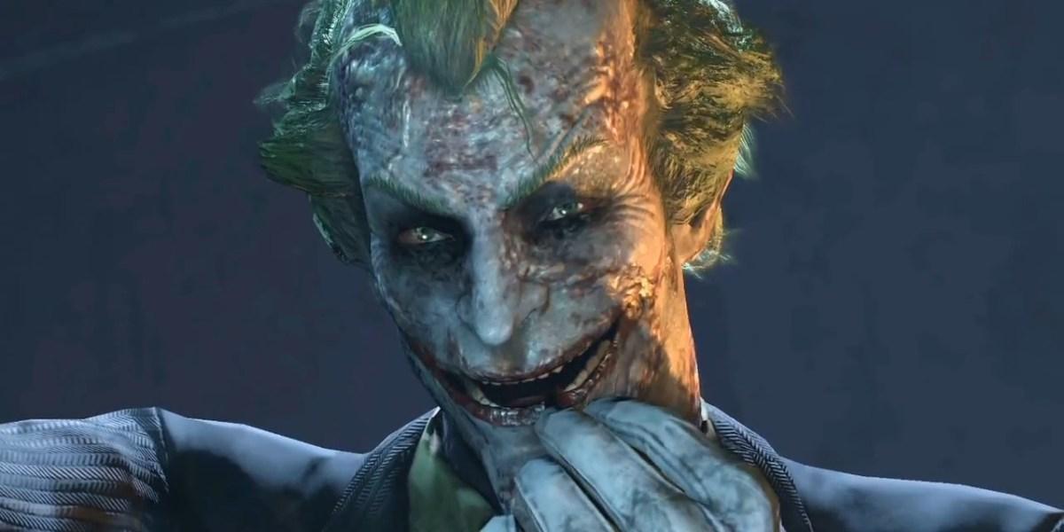 Batman Arkham City Joker
