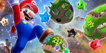 Mario Galaxy could return with a remaster on Switch.