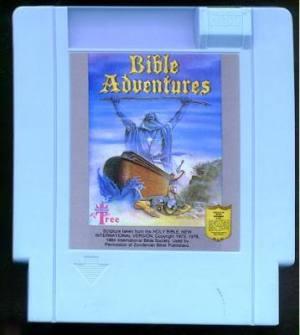Bible Adventures Cart