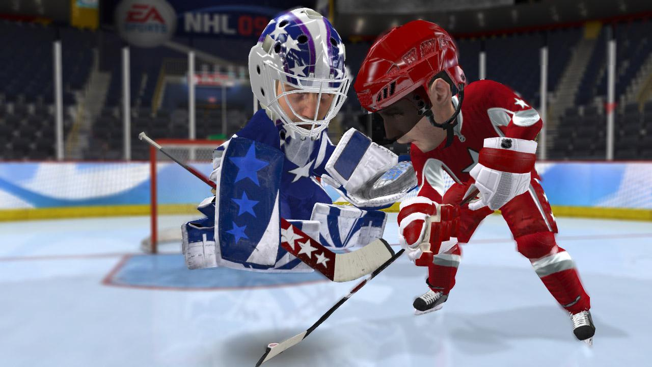 3-on-3 NHL Arcade