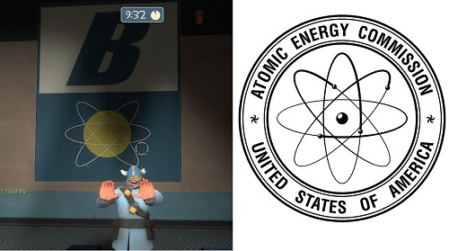 Blu likes atomic energy