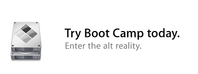 Boot Camp advertisement