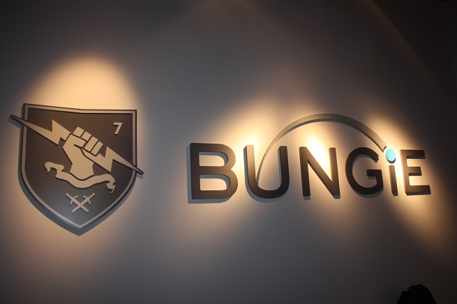 Bungie entrance