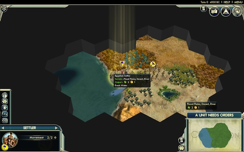 Game Diary: Civilization 5 | VentureBeat