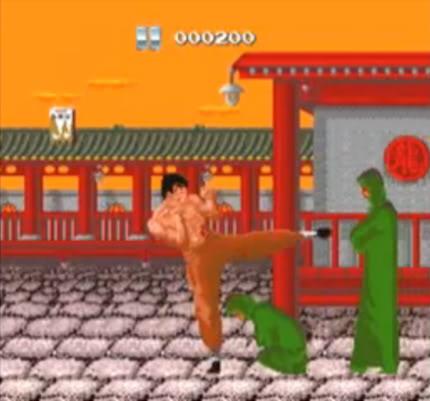 China Warrior Gameplay