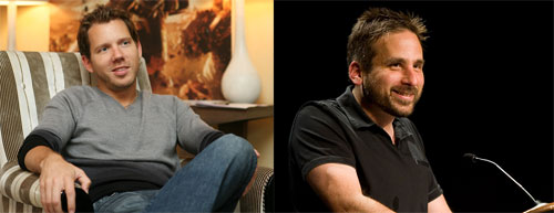 ClfffyB and Ken Levine