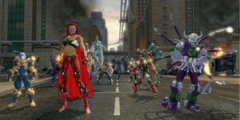 DC Universe Online's next-gen facelift comes with over 2,000 changes (interview)