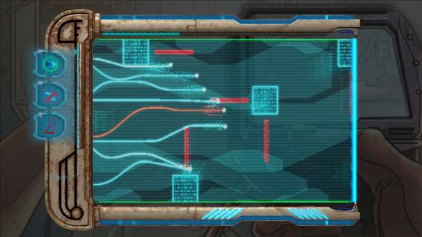 Dead Space: Ignition Trace Route