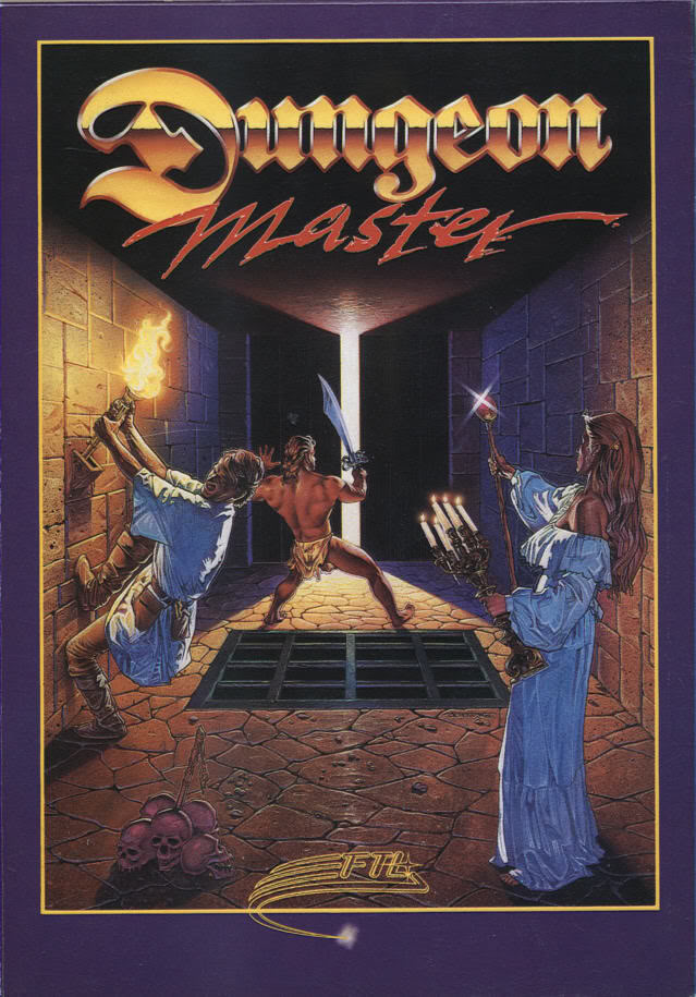 Dungeon Master Box front