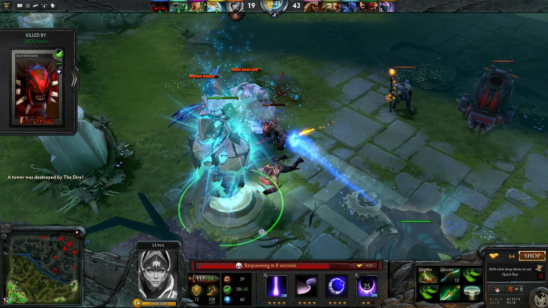 Dota 2: Dota 2 Surpasses Skyrim's Record For Most Concurrent