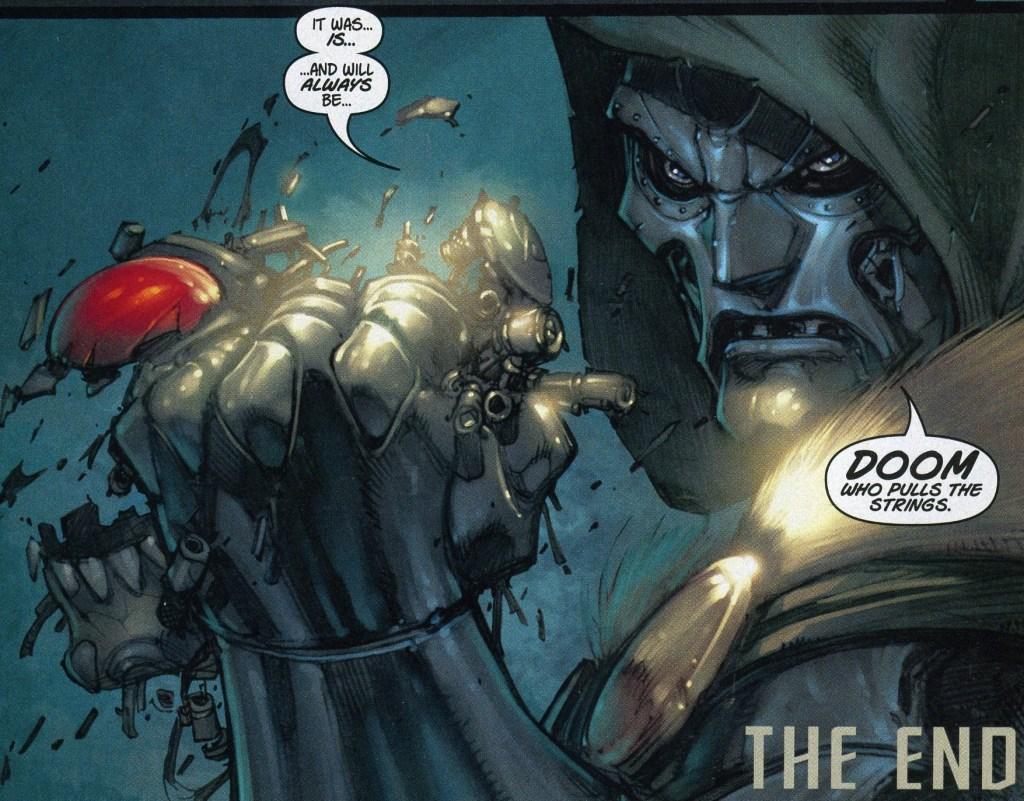 Dr Doom Marvel
