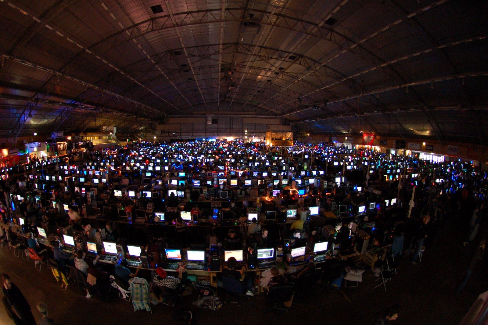 DreamHack LAN Event