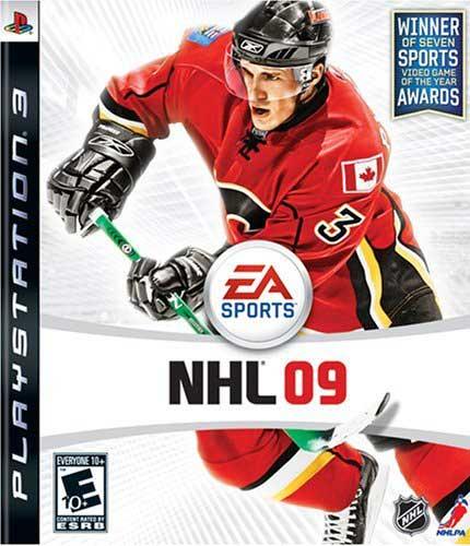 NHL 09. Hellz yeah.