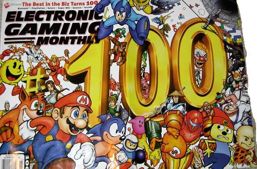 EGM #100 Cover