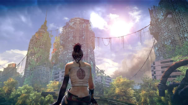 ENSLAVED: Trip regards ruinous beauty