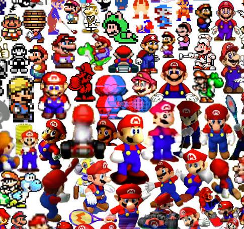 List of Mario games | Nintendo | Fandom