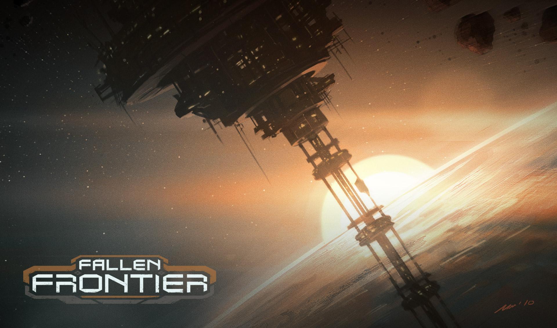 Fallen Frontier - Concept Art