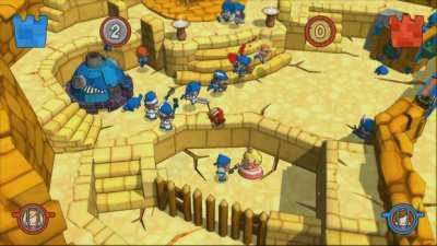 Castletop battle