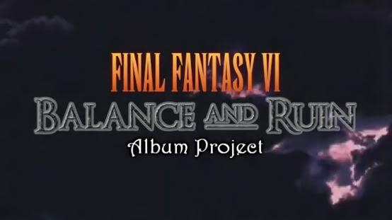 OC Remix Final Fantasy VI album