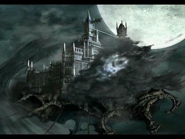 Ultimecia's castle in Final Fantasy 8