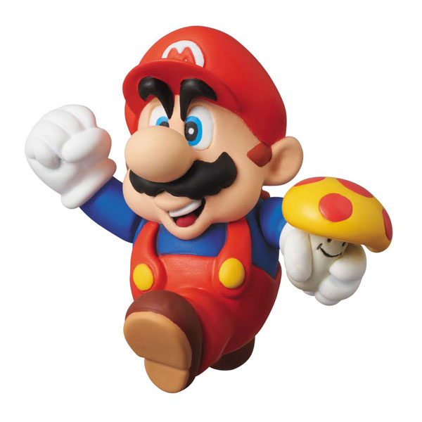 Red pants Mario