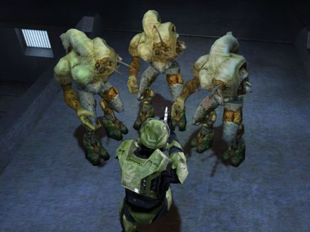 Halo Combat Evolved Flood Halo Combat Evolved