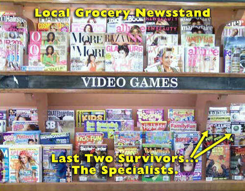 Games Magazine Newstand - 2010
